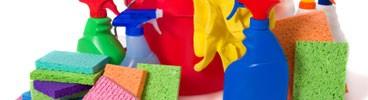 Vendita di articoli per la pulizia